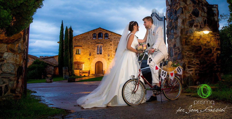 Casament Prisma Olot Restaurant Siloc per Joan Gassiot